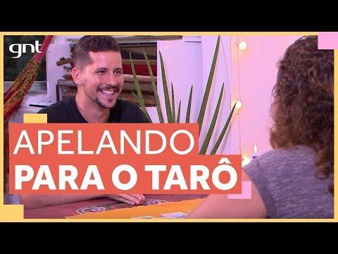 Caio Braz mostra como encontrar a pessoa certa com ajuda do tarô | Papo de Segunda