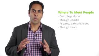 How to Turn Any Meeting Into a Lasting Relationship, with Ramit Sethi