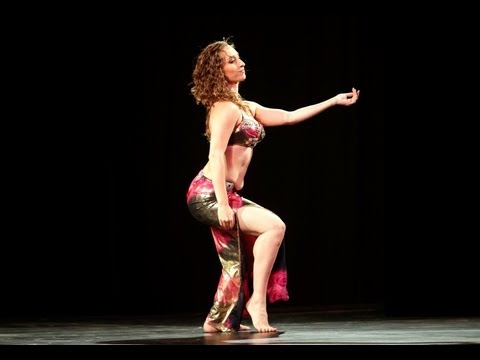 Amazing Belly Dance at DiverDanse 3