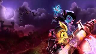 Neopets: The Darkest Faerie OST—Juppie Monster Lair