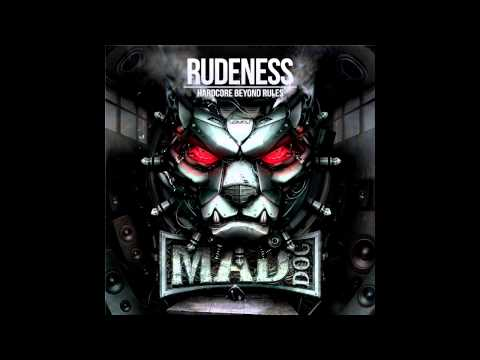 DJ Mad Dog - Rudeness : Hardcore Beyond Rules CD1+CD2