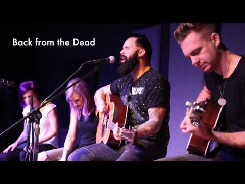 Skillet - Back From the Dead Acoustic (Live from Studio C)