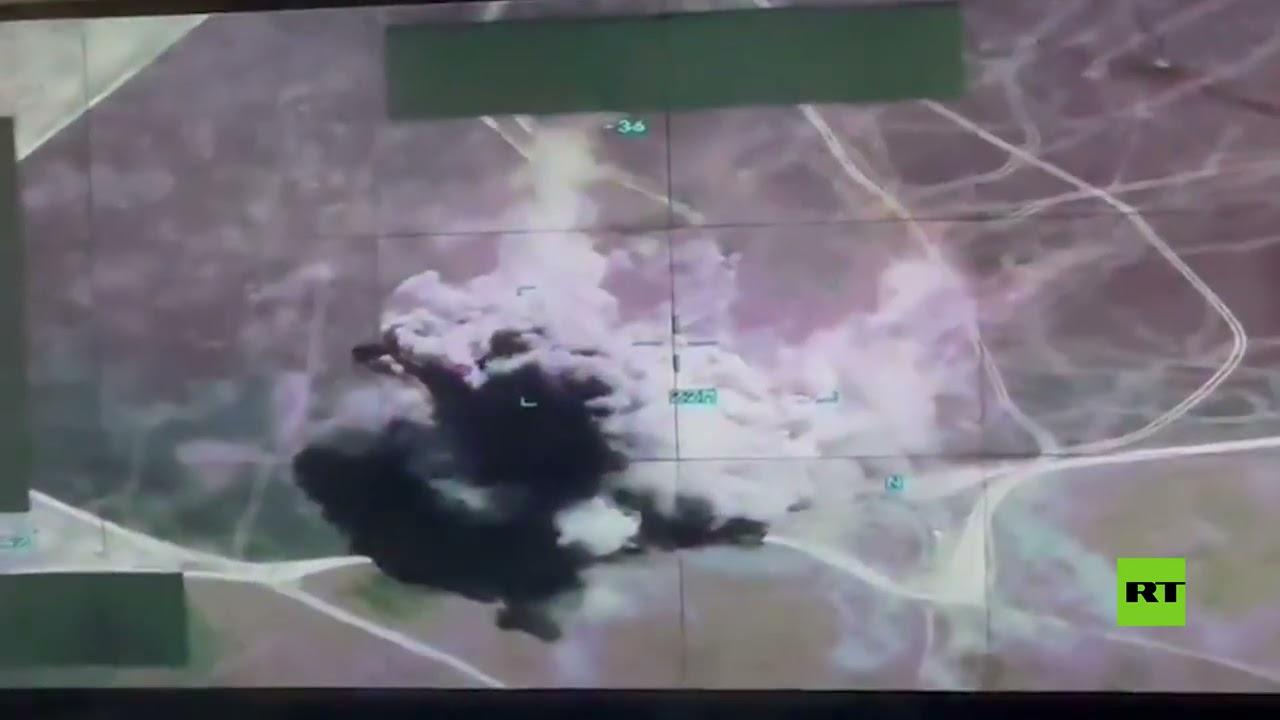 الغارات الجوية على مواقع -داعش- في العراق  - نشر قبل 2 ساعة