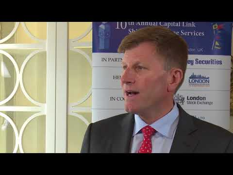 2017 10th Annual Shipping, Marine Services & Offshore Forum-Robert Burke Interview