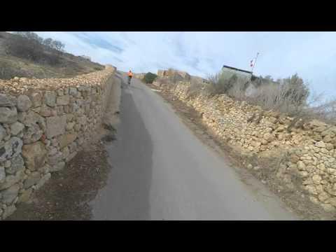 Rabat - Dingli - Ta Qali Ride (Part 1)