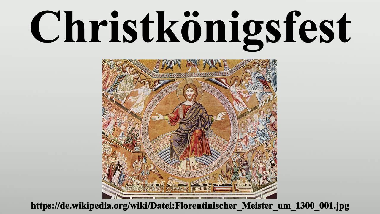 Christkönigsfest