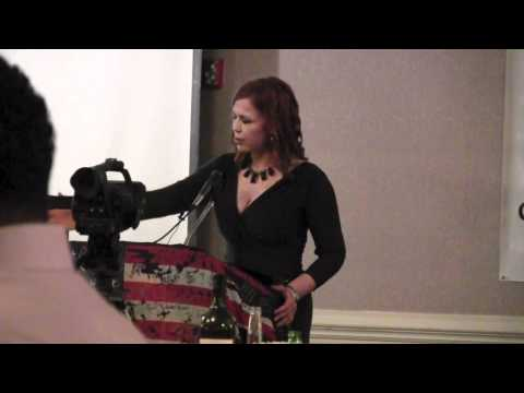 A Toast To The Heroes - Kimberly Dozier