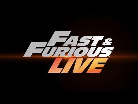 FAST & FURIOUS LIVE   18. - 20. Mai 2018, Zürich - Hallenstadion