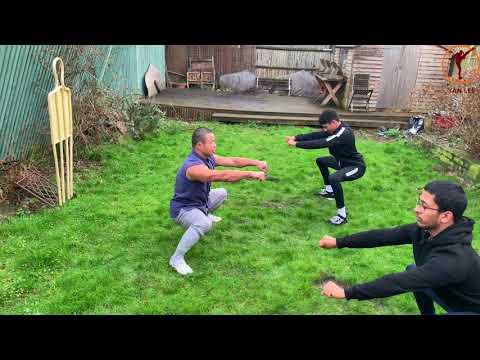 Shaolin Kung Fu Training for Beginners
