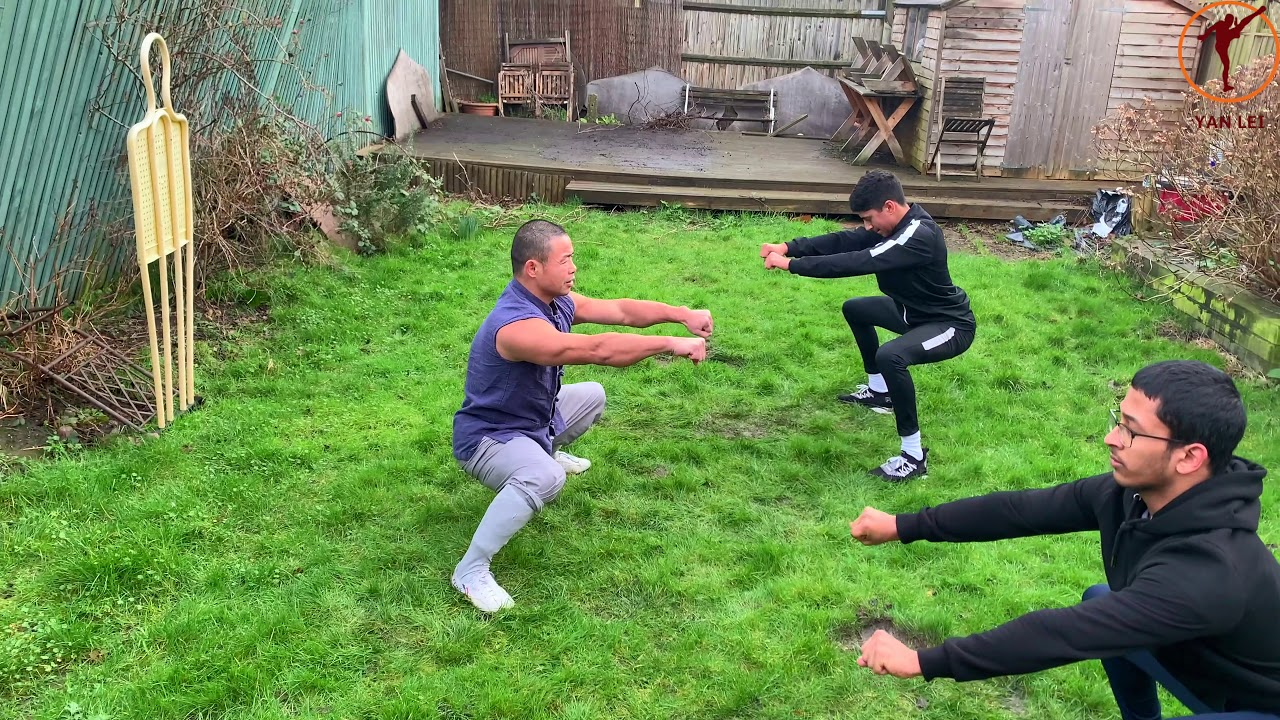 Download Shaolin Kung Fu Training for Beginners
