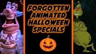 Forgotten Animated Specials