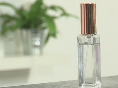How to make homemade cologne - YouTube