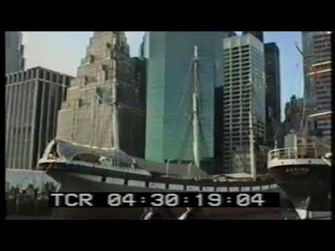 Around Manhattan, November 1993