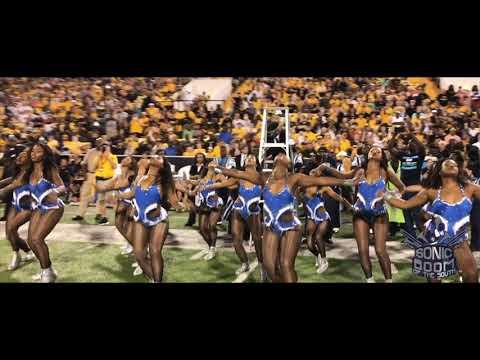 Halftime - Jackson State University vs. University of Southern Mississippi 2018