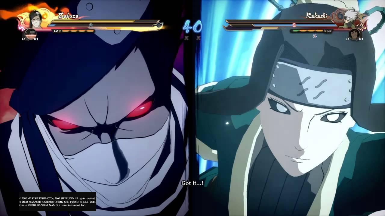 Zabuza Demon Face Zabuza e haku Naruto t...
