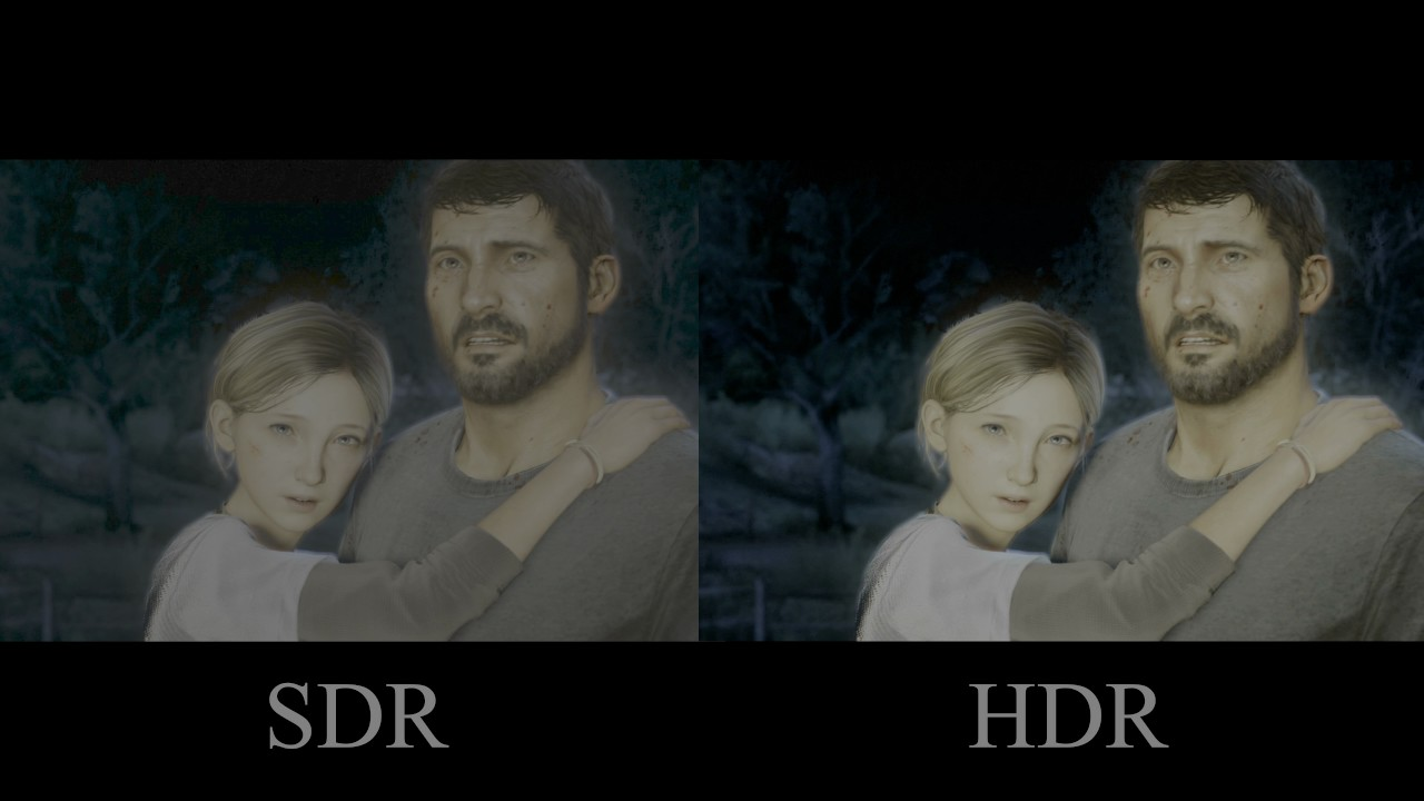 Pubg Hdr Vs No Hdr: Real 4K HDR 60fps: Last Of Us HDR Vs SDR Comparison In UHD