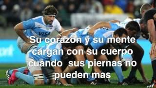 Homenaje a Los Pumas Rugby Championship 2013 Vs. Wallabies