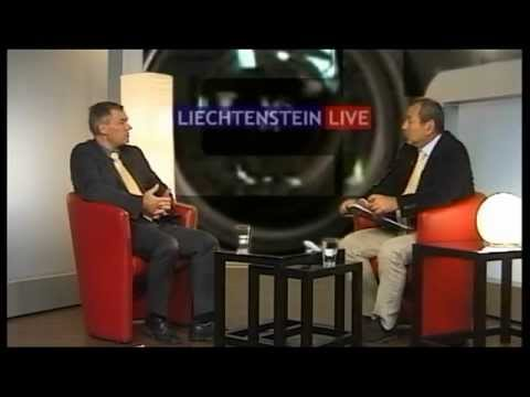 Liechtenstein LIVE mit dem Leiter des HPZ MarioGnägi