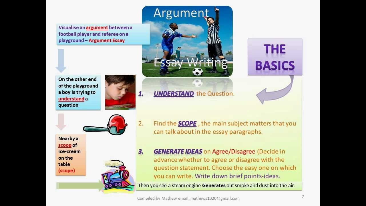 ielts argument essay writing technique a basic formula  ielts argument essay writing technique a basic formula