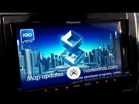 Pioneerus v1.1 - Pioneer F30BT with third-party gps navigation ! on