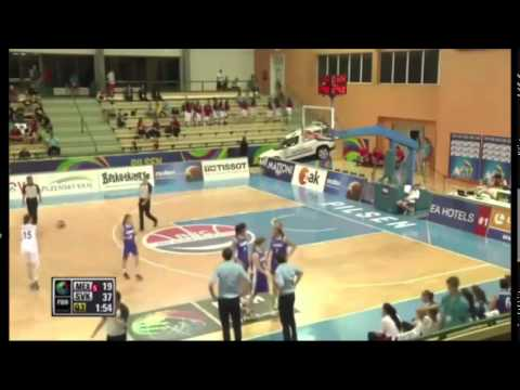 Basketball Fail (Slovakia - Mexico | Under 17)