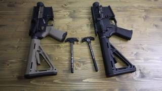 Which Ambi Charging Handle For Your AR-15 Build? AXTS or BCM?