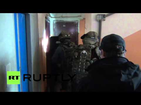 RAW: ISIS-trained terror suspects arrested, bomb making material found in Moscow