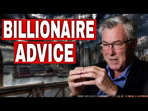 """Billionaire Advice:  """"Be Early. Sit Tight"""": Investing In Gold Mining Stocks 