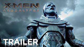 X MEN  APOCALYPSE (2015) #Official Trailer HD
