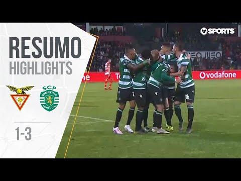 Highlights | Resumo: Aves 1-3 Sporting (Liga 18/19 #29)
