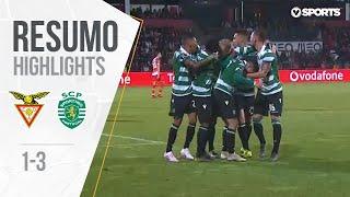 Highlights   Resumo: Aves 1-3 Sporting (Liga 18/19 #29)