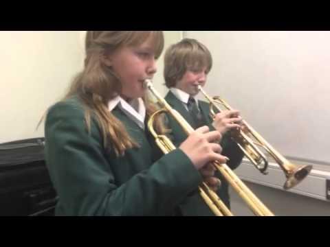 James Bond Theme grade 3 trumpet