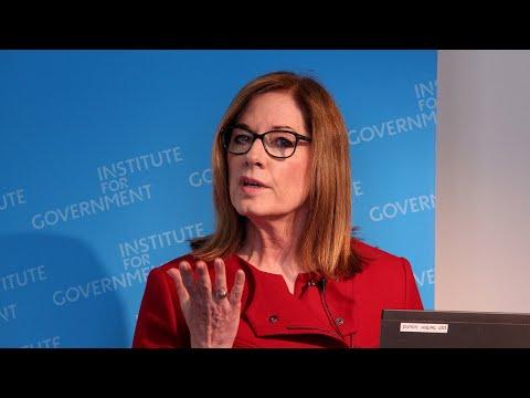 In conversation with the Information Commissioner Elizabeth Denham CBE