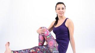 Видео-уроки Открытой йоги. Ардха Матсиендрасана