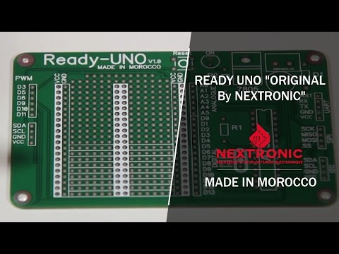 "MADE IN MOROCCO | READY UNO ""ORIGINAL By NEXTRONIC"""