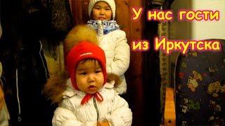 У нас гости из Иркутска. Были на нашей встрече зрителей. 02.18г. Семья Бровченко.