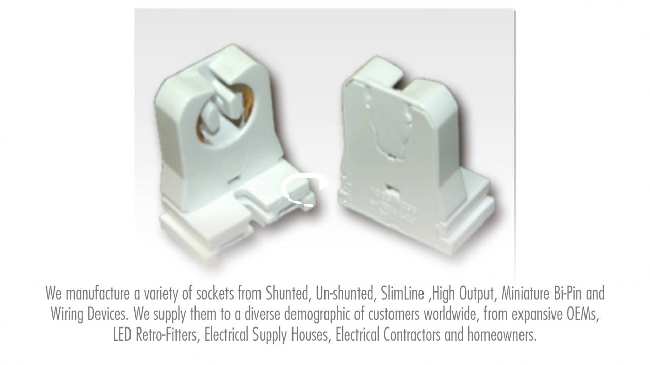 High Quality Shunted Lamp Holders For Your Latest Application ...