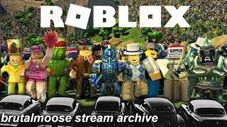 Roblox [Mad City, deathrun, Survivor & more]