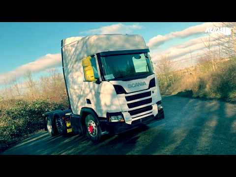 Scania Next Gen - Loaded with Extras, MirorrShield, TreadSafe catwalk and more from Kuda UK.