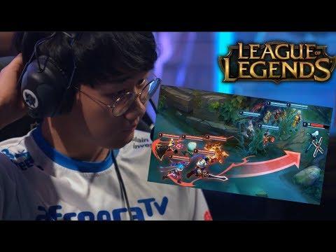 10 BAITEOS EPICOS league of legends thumbnail