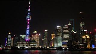 Ночной Шанхай // Shanghai Night(Китайский город Шанхай (Shanghai), имеющий неофициальные названия «Жемчужина Востока» и «Восточный Париж»,..., 2016-08-12T06:43:39.000Z)