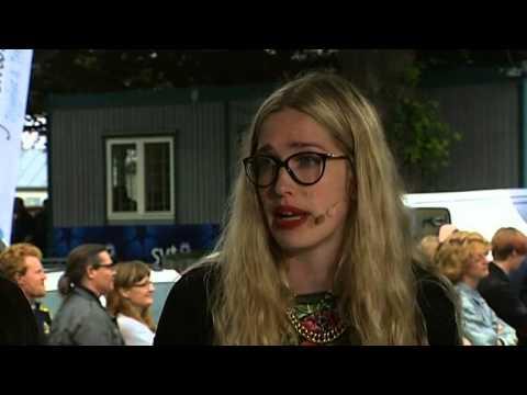 Amanda sokolnicki sa har intolerant ar feministiskt initiativ