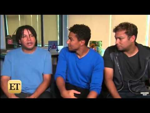 3T ! Entertainment Tonight Interview