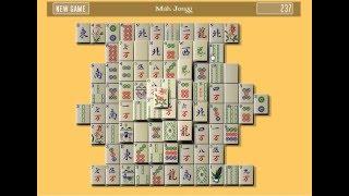 Маджонг классический пазл Mah Jongg настольная игра