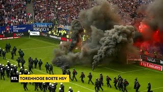 RTL Sport Update: '115.000 euro boete voor Hamburger SV'