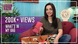 What's In My Bag | Juggun Kazim | Vlog