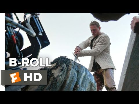 King Arthur: Legend of the Sword B-Roll (2017) | Movieclips Coming Soon