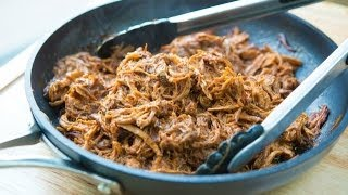 Slow Cooker Pulled Pork Recipe (How to Make Crockpot Pulled Pork)