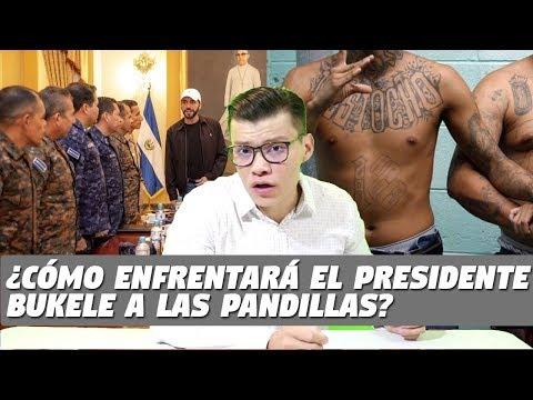 ¿Cómo Enfrentará El Presidente Bukele A Las Pandillas? - SOY JOSE YOUTUBER
