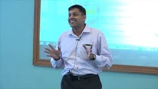 """Gambar cover Policy BootCamp 2017 - Avinash Mohanty on """"Behind the Scenes with an IPS Officer"""""""